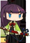 セブンスドラゴン:サムライ チビキャラ1